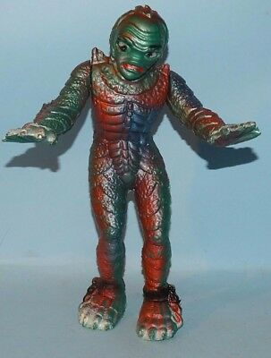 Creature From The Black Lagoon Blow Molded Plastic Figure Mexico