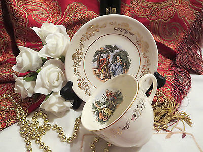 Menuet British Empire Ceramics