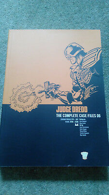 Judge Dredd Case Files Number 6 Read Once Good Condition