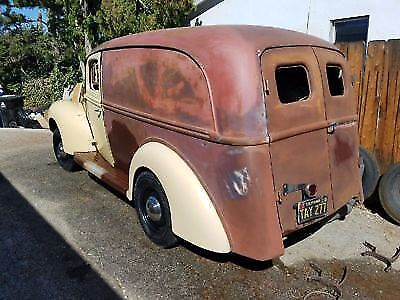 1941 Ford 1/2 Ton panel  1941 ford panel truck