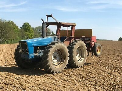 County 1164 Tractor