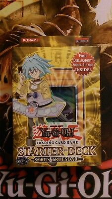 Yu-Gi-Oh! Syrus Truesdale - Starter Deck - TOP!!! Sehr selten!!
