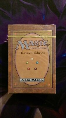 Magic: The Gathering! Revised Edition - Starter Deck - TOP!! NEU!!
