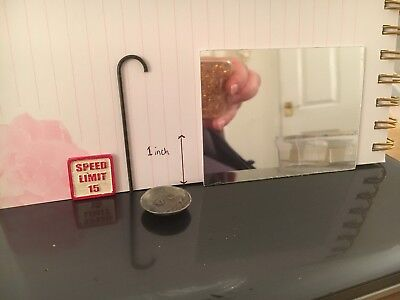 1/12 scale dolls house Miniature Assorted Metal Items And Photo Card