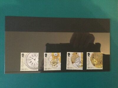 Gb mint stamps (r22) 1993 Marine Timekeepers.