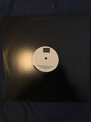 """Jeff Mills - Growth EP 12"""" Axis Records Ax-10 1994 Millsart"""