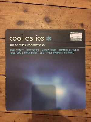 Cool As Ice: The BE Music Productions 1983-1985 2xLP Original Issue New Order