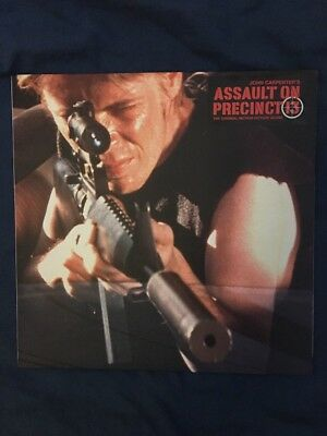 John Carpenter's Assault On Precinct 13: Original Motion Picture Score LP