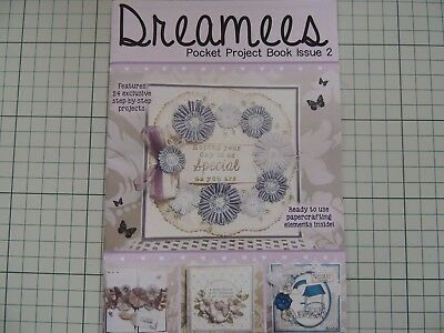 New - Dreamees Pocket Project Book Issue 2