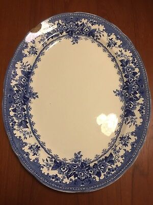 Late Mayers Large Ceramic Serving Platter
