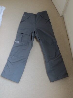 Women's North Face Varius Guide Trousers in Nickel Grey (size Small)