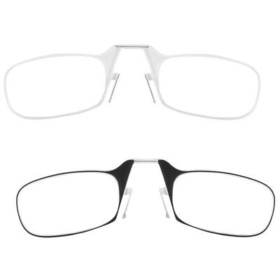 ThinOptics Secure Fit Flexible Compact Armless Reading Glasses
