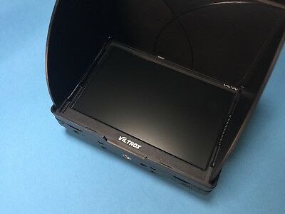 "Mint! VILTROX DC-50 5"" LCD Video Monitor HDMI AV WideAngle for DSLR Camera"