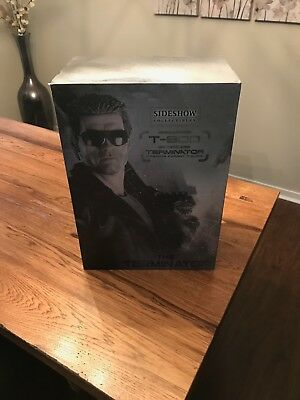 The Terminator Premium Format Figure (Reg) by Sideshow Collectibles 0224/1500!!