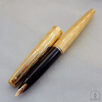 NOS Lady Sheaffer 921 Flamme Fountain Pen - 14K Medium nib -  USA c1970