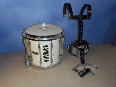 Yamaha MS 8014 Marching Snare Drum With Harness