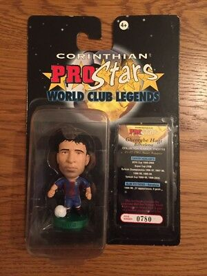 Corinthian Prostars World Club Legends Blister Gheorghe Hagi Barcelona Pro1119