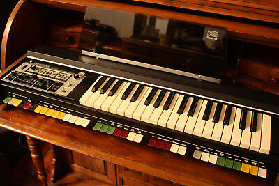 ° 70s Vintage Roland SH 2000 Analog Monophonic Synthesizer with Moog like Filter