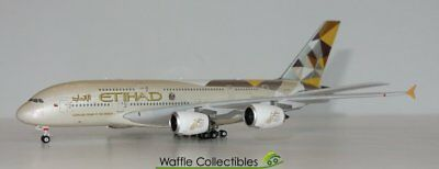 1:400 Phoenix Models Etihad Airways A380-800 A6-APG 74707 PH11393 NEW IN-STOCK