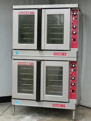 Blodgett electric convection oven full size MARK-V-111 double stack