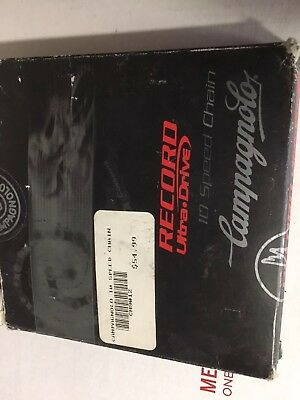 Campagnolo RECORD C10 Ultra Drive 10 Speed Chain