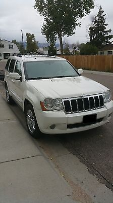 2009 Jeep Grand Cherokee Limited 2009 Jeep Grand Cherokee Limited 5.7L