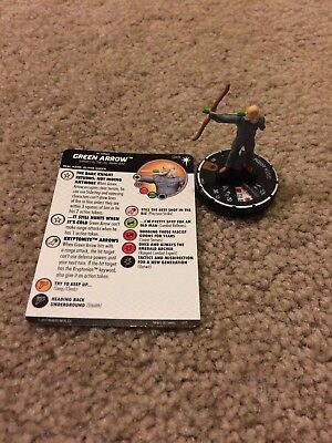 Heroclix Elseworlds Chase Green Arrow #049