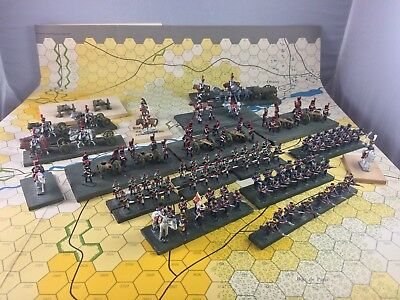 15mm Minifig Napoleonics French Infantry Command Artillery Engineers Napoleon