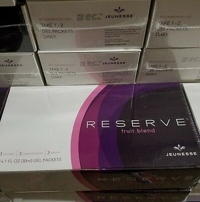 Jeunesse reserve fruit blend (3 boxes) free shipping!