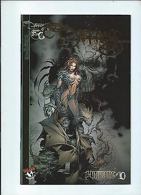 Witchblade 10 variant Gold Edition First Darkness