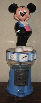 60th Anniversary Mickey Mouse Gumball Machine