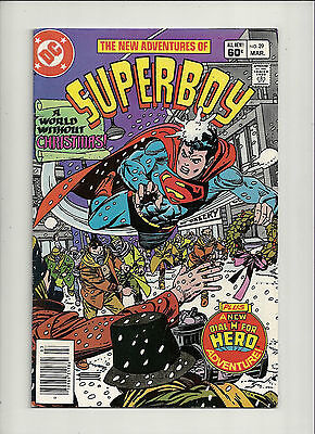 New Adventures of Superboy  #39  VF+