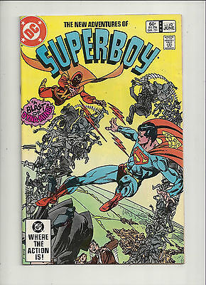New Adventures of Superboy  #42  NM-