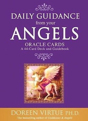 """""""daily Guidance From Your Angels"""" By Doreen Virtue (Oracle Cards)"""