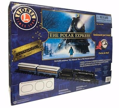 The Polar Express from Lionel - Battery Powered & Ready to Play Train Set