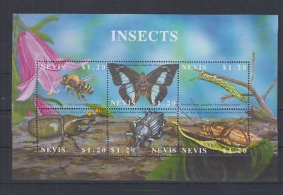 A34. Nevis - MNH - Nature - Animals - Insects