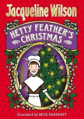 Hetty Feather's Christmas by Jacqueline Wilson Hardcover BRAND NEW BESTSELLER
