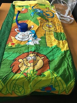 Jungle Ready Bed