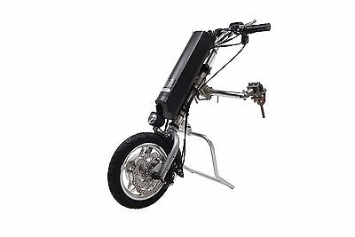 "Electric Handcycle for Wheelchair ""Smarty"""
