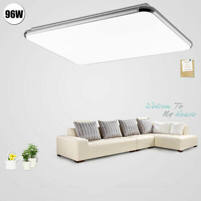 96W 64W 48W 36W 16W Dimmable LED Ceiling Down Light Living Room Lamp Fixtures