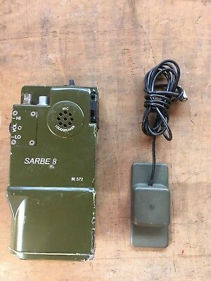 EX MOD Sarbe 8 BE572/E Personal Locator Beacon