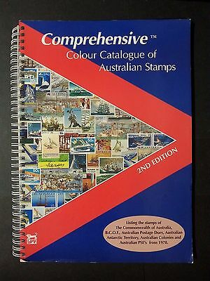 Comprehensive Colour Catalogue of Australian Stamps Second Edition