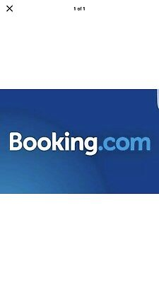 Free Offer - Get £15 off your Booking.com reservation with this voucher