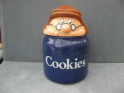 Wade Tetley Tea Gaffer Large Cookie Jar