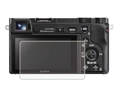 2x LCD Screen Protector SONY alpha a6500 a6300 A5100 A5000 ILCE-5000L ILCE-5000