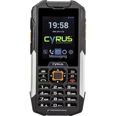 """Cyrus CM16 Hybrid Outdoor Handy 2,4"""" WLAN IP-68 MIL 810G 1,3GHz Android 487422"""