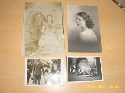 Collection Of Interesting Vintage Photographs - Lot G