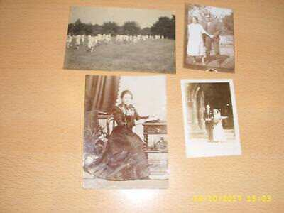 Collection Of Interesting Vintage Photographs - Lot E