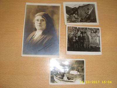Collection Of Interesting Vintage Photographs - Lot H