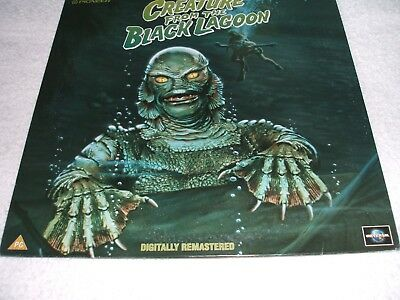 Creature From The Black Lagoon.laserdisc.pal.1997.remastered.